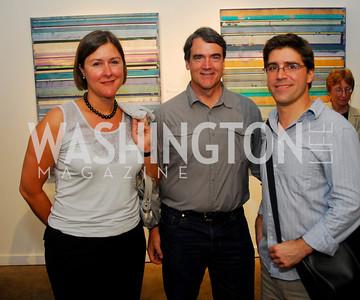 Kyle Samperton,July 8.2010,Longview Gallery,Christine Regina,Jeff Duncan,Alejandro Bautista