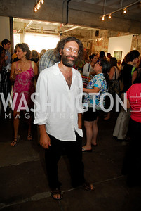 Kyle Samperton,July 8.2010,Longview Gallery,Mike Berman
