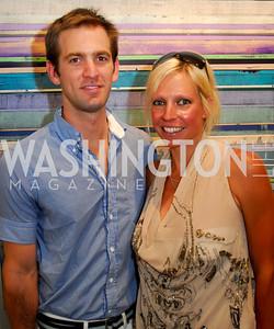 Kyle Samperton,July 8.2010,Longview Gallery,Drew Porterfield,Suzi Molak