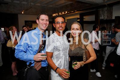 Kyle Samperton,July 8.2010,Longview Gallery,Ron Roach,Tino Angelo,Marianna Tom