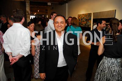 Kyle Samperton,July 8.2010,Longview Gallery,Alex Harb