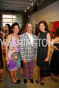 Kyle Samperton,July 8.2010,Longview Gallery,Jennifer Sergent,Ernesto Santalla,Trish Donnally