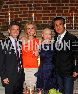 Kyle Samperton, April 14, 2010, Lulu Powers Book Party, Bobby Haft, Mary Haft, Lulu Powers, Steve Danelian