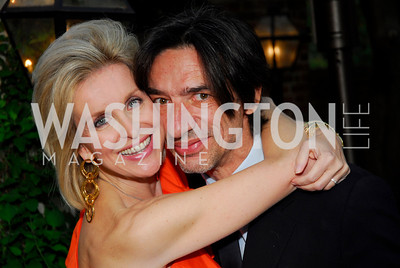 Kyle Samperton, April 14, 2010, Lulu Powers Book Party, Mary Haft, Septime Webre