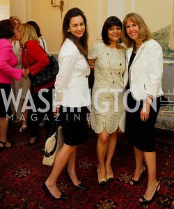 Kyle Samperton, May 19, 2010, Lunch at the Residence of The Afghanistan Ambassador,Gwen Holliday,Shamin Jawad,Isabel Ernst