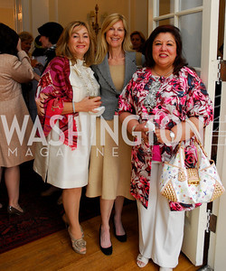 Kyle Samperton, May 19, 2010, Lunch at the Residence of The Afghanistan Ambassador,Cidilia Akbar,Eileen Shields-West ,Shaista Mahmood