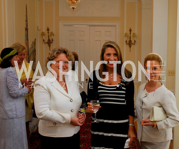 Kyle Samperton, May 19, 2010, Lunch at the Residence of The Afghanistan Ambassador,Cecilie Strommen,Antollea Cinque,Wilma Bernstein