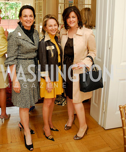 Kyle Samperton, May 19, 2010, Lunch at the Residence of The Afghanistan Ambassador,Grace Bender,Mirella Levinas,Rachel Pearson