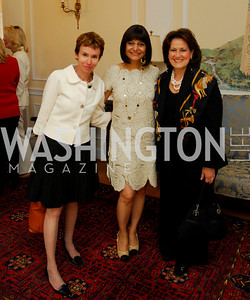 Kyle Samperton, May 19, 2010, Lunch at the Residence of The Afghanistan Ambassador ,Meryl Chertoff,AnitaMcBride