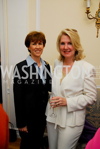 Kyle Samperton, May 19, 2010, Lunch at the Residence of The Afghanistan  Ambassador,Sheila Casey,Jan Smith