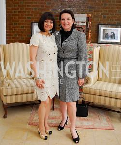 Kyle Samperton, May 19, 2010, Lunch at the Residence of The Afghanistan Ambassador,Shamin Jawad,Grace Bender