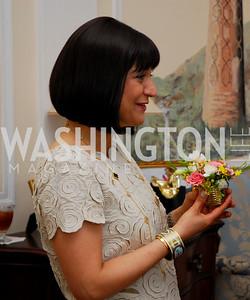 Kyle Samperton, May 19, 2010, Lunch at the Residence of The Afghanistan Ambassador,Shamin Jawad