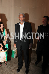 Morgan Freeman. MSNBC WHCD After-Party. May 1st, 2010. Photos By Samantha Strauss.