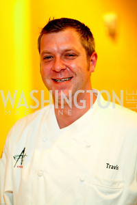 Art and Soul Executive Chef Travis Timberlake. March of Dimes Signature Chefs Auction of DC. Ritz Carlton Ballroom. November 2, 2009. photos by Tony Powell