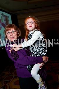 Dona Dei and Katelyn Hall. March of Dimes Signature Chefs Auction of DC. Ritz Carlton Ballroom. November 2, 2009. photos by Tony Powell