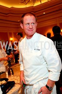 Oceanaire Chef Rob Klink. March of Dimes Signature Chefs Auction of DC. Ritz Carlton Ballroom. November 2, 2009. photos by Tony Powell