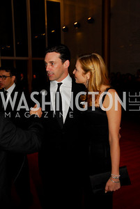 John Hamm,Jennifer Westerfeldt,November 9,2010,Mark Twain Awards,Kyle Samperton