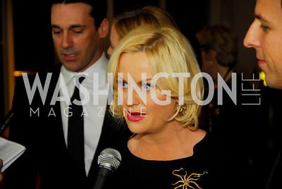 Amy Poehler,Seth Meyers,November 9,2010,Mark Twain Awards,Kyle Samperton
