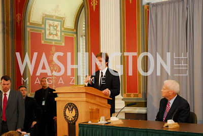 Kyle Samperton,June 1,2010 ,Paul McCartney,James Billington,Gershwin Awards Press Conference