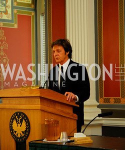 Kyle Samperton,June 1,2010 ,Paul McCartney,Gershwin Awards Press Conference
