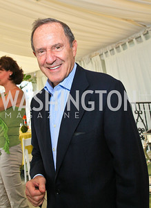 Mort Zuckerman. Photo by Tony Powell. McLaughlin/Thomson-Reuters WHCAD Brunch. May 2, 2010
