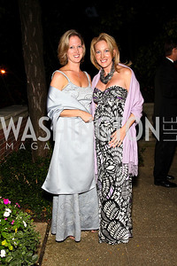 Photo by Tony Powell. Cameron Taylor, Sloane Hurst. Meridian Ball 2010. Meridian Intl. Center. October 1, 2010