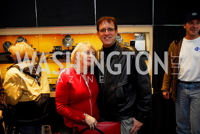 Debbie Sockol, Rich Sockol. Mona Taner Heart Event. February 13,2010. Photo by Kyle Samperton.