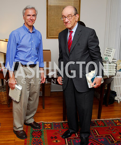 Kyle Samperton,More Money Than God Book Party,June 18,2010,Paul Blustein,Alan Greenspan