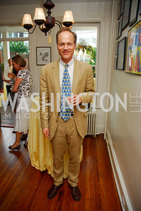 Kyle Samperton,More Money Than God Book Party,June 18,2010,Sebastian Mallaby