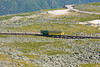 Cog Railway on MT Washington
