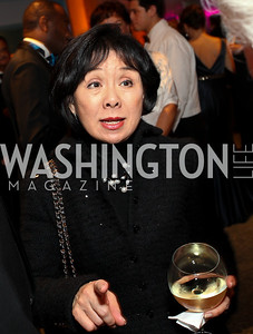 Rep. Doris Matsui. Photo by Tony Powell. Dinner in honor of the 2009 Recipients of the National Medal of Arts and the National Humanities Medal. Museum of American History. February 24, 2010