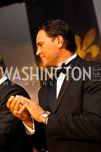 Photo by Tony Powell. 12-Time MLB Hall All-Star Mike Piazza. NIAF Gala. October 23, 2010