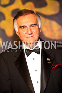 Photo by Tony Powell. Actor Tony LoBianco. NIAF Gala. October 23, 2010