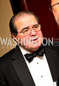 Photo by Tony Powell. Justice Antonin Scalia. NIAF Gala. October 23, 2010