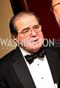 Photo by Tony Powell. Justice Antonin Scalia. NIAF Gala. October 23, 2010