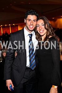Photo by Tony Powell. Clemenza Goglucci, Kara Pontrelli. NIAF Gala. October 23, 2010