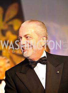 Photo by Tony Powell. NIAF Honoree Aurelio De Laurentiis. NIAF Gala. October 23, 2010