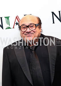 Photo by Tony Powell. Danny DeVito. NIAF Gala. October 23, 2010