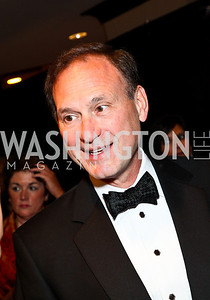 Photo by Tony Powell. Justice Samuel Alito. NIAF Gala. October 23, 2010
