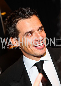 Photo by Tony Powell. Actor Antonio Sabato Jr. NIAF Gala. October 23, 2010