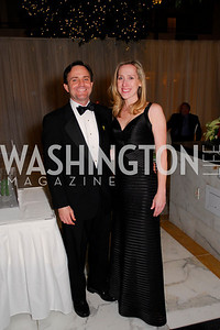 Jamie Kanski, Shawna Kanski, National Children's Museum 2010 Gala, December 2, 2010, Kyle Samperton