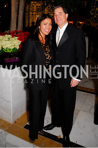 Mai Abdo, Jim Abdo, National Children's Museum 2010 Gala, December 2, 2010, Kyle Samperton