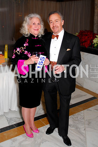 Colleen Ryan, Lenny Friedman, National Children's Museum 2010 Gala, December 2, 2010, Kyle Samperton