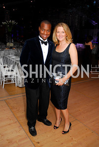 Kyle Samperton,September 25,2010,National Symphony Ball,Ebbs Borough,Camille Johnston