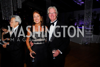 Kyle Samperton,September 25,2010,National Symphony Ball,Debra Kraft,Larry Kolp