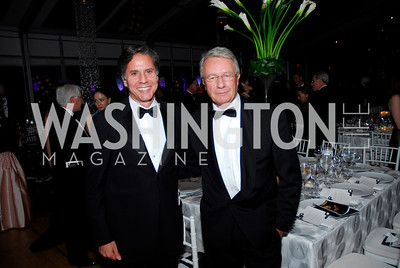 Kyle Samperton,September 25,2010,National Symphony Ball.Tony Bliken,Urs Ziswiller