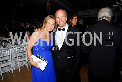 Kyle Samperton,September 25,2010,National Symphony Ball,April Delaney.John Delaney