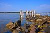 Harbor at Fort Stark