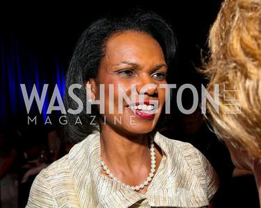 Photo by Tony Powell. Night of Heroes Gala. Ritz Carlton. June 3, 2010. Condoleeza Rice