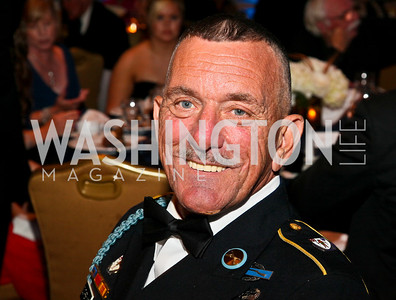 Photo by Tony Powell. Night of Heroes Gala. Ritz Carlton. June 3, 2010. Master Sgt. Robert Sutherland